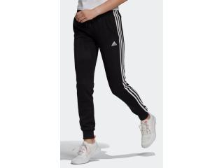 Calça Masculina Adidas Gk8831 m 3s Preto/branco - Tamanho Médio
