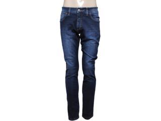 Calça Masculina Cec 01.01.000828 Cor Jeans - Tamanho Médio