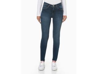 Calça Feminina Calvin Klein Cf1oc11dx254 Marinho - Tamanho Médio