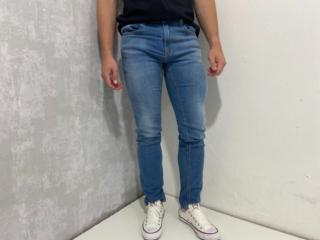 Calça Masculina Calvin Klein Ckjm01 Azul Claro - Tamanho Médio