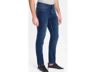 Calça Masculina Calvin Klein Cm0oc11ds331 Marinho - Tamanho Médio