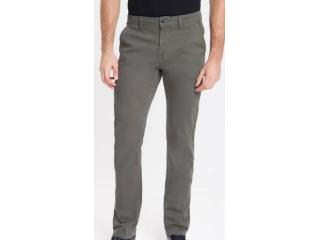 Calça Masculina Calvin Klein Cm0oc10cc141 Chumbo - Tamanho Médio