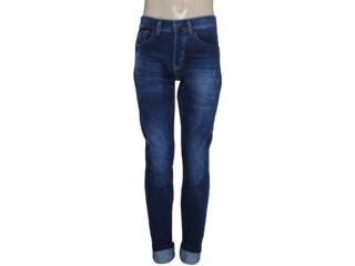 Calça Masculina Dopping 012353518 Jeans - Tamanho Médio