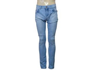 Calça Masculina Dopping 012667038 Jeans Claro - Tamanho Médio