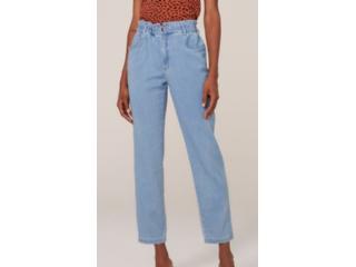 Calça Feminina Dzarm Zu4r 1bsn Jeans Claro - Tamanho Médio