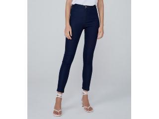 Calça Feminina Dzarm Zu53 1asn Jeans Escuro - Tamanho Médio