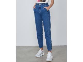 Calça Feminina Dzarm Zu78 1asn Jeans - Tamanho Médio