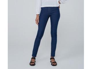 Calça Feminina Dzarm Zu5v 1asn Jeans Escuro - Tamanho Médio