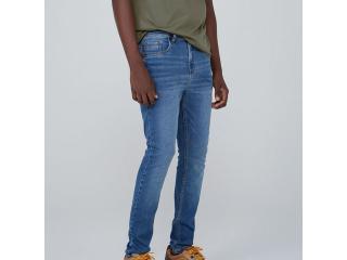 Calça Masculina Dzarm Zu6u 1bsn Jeans Claro - Tamanho Médio