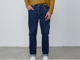 Calça Masculina Dzarm Zu7t 1asn Jeans - Tamanho Médio