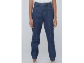 Calça Feminina Dzarm Zu7a 1asn Jeans - Tamanho Médio