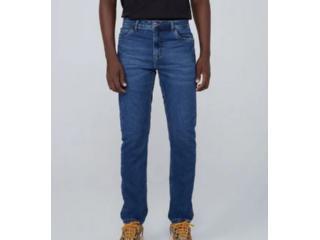Calça Masculina Dzarm Zu67 1bsn Jeans Escuro - Tamanho Médio