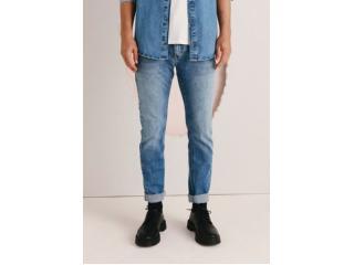 Calça Masculina Dzarm Zuak 1bsn  Jeans - Tamanho Médio