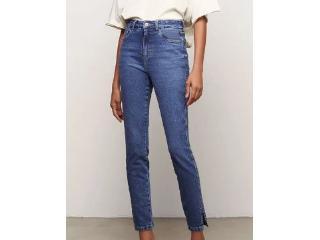 Calça Feminina Dzarm Zua2 1asn  Jeans - Tamanho Médio