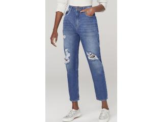 Calça Feminina Dzarm Z1r6 1bsn Jeans - Tamanho Médio