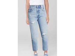 Calça Feminina Dzarm Z1r6 1csn  Jeans - Tamanho Médio