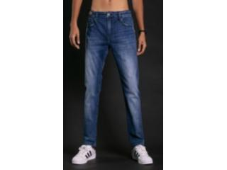 Calça Masculina Ellus 53a6565 1401 Jeans - Tamanho Médio