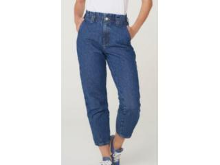 Calça Feminina Hering H9b0 1asn Jeans Escuro - Tamanho Médio