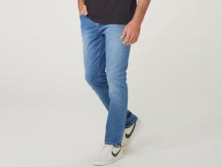Calça Masculina Hering Kz0f  1asi Jeans - Tamanho Médio