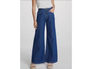 Calça Feminina Hering H9ag 1bsn  Jeans Escuro - Tamanho Médio
