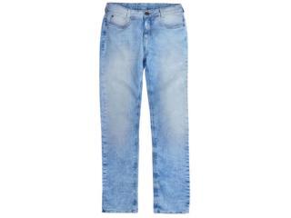 Calça Masculina Hering Kzb2 1asn Jeans Claro - Tamanho Médio