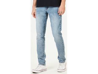 Calça Masculina Hering H1p8 Pjgej Jeans Claro - Tamanho Médio