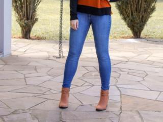 Calça Feminina Index 01.01.004974 Jeans - Tamanho Médio