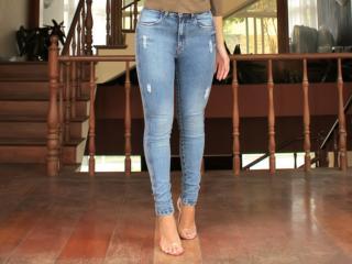 Calça Feminina Index 01.01.004973 Jeans - Tamanho Médio