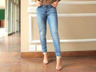 Calça Feminina Index 01.01.004996 Jeans - Tamanho Médio