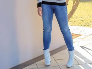 Calça Feminina Index 01.01.005016 Jeans - Tamanho Médio