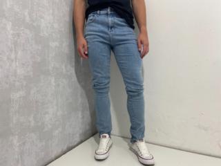 Calça Masculina Index 01.01.004889 Jeans - Tamanho Médio