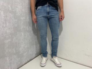 Calça Masculina Index 01.01.004885 Jeans - Tamanho Médio