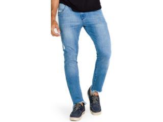 Calça Masculina Index 01.01.004694 Jeans - Tamanho Médio