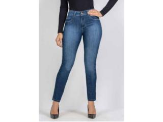 Calça Feminina Kacolako K37825 Jeans - Tamanho Médio