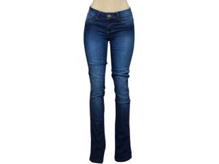 Calça Feminina Kacolako 18823 Jeans - Tamanho Médio