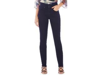 Calça Feminina Maria Valentina 203237 Jeans Escuro - Tamanho Médio