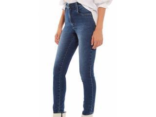Calça Feminina Morena Rosa 10000204790 Jeans Escuro - Tamanho Médio