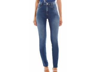 Calça Feminina Morena Rosa 10000204792 Jeans - Tamanho Médio