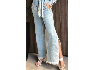 Calça Feminina Morena Rosa 10000205220 Jeans - Tamanho Médio