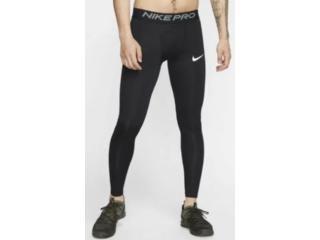 Calça Masculina Nike Bv5641-010 Pro Preto/branco - Tamanho Médio