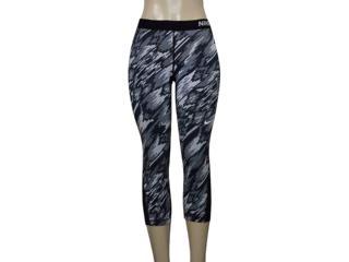 Calça Feminina Nike 803160-010 Pro Cool Cinza/preto - Tamanho Médio