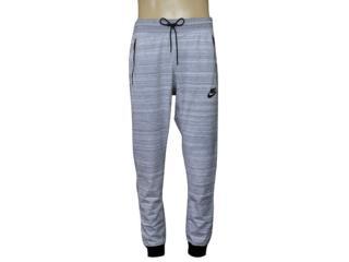 Calça Masculina Nike 837012-100 Sportswear Advance 15 Cinza - Tamanho Médio