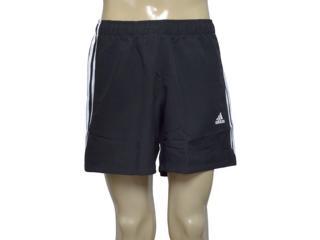 Calçao Masculino Adidas S88113 Ess 3s ch Preto/branco - Tamanho Médio