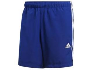Calçao Masculino Adidas Cz7378 Ess 3s ch Azul/branco - Tamanho Médio