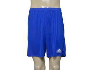 Calçao Masculino Adidas Aj5882 Parma Azul - Tamanho Médio