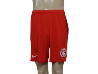 Calçao Masculino 848865-611 Breathe sc Internacional Stadium Vermelho - Tamanho Médio