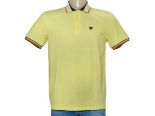 Camisa Masculina Cavalera Clothing 03.01.3824 Amarelo - Tamanho Médio