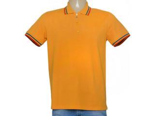 Camisa Masculina Cavalera Clothing 03.01.0645 Amarelo - Tamanho Médio
