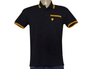 Camisa Masculina Cavalera Clothing 03.01.3820 Preto - Tamanho Médio
