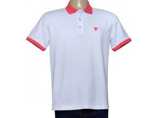 Camisa Masculina Cavalera Clothing 03.01.3881 Branco - Tamanho Médio